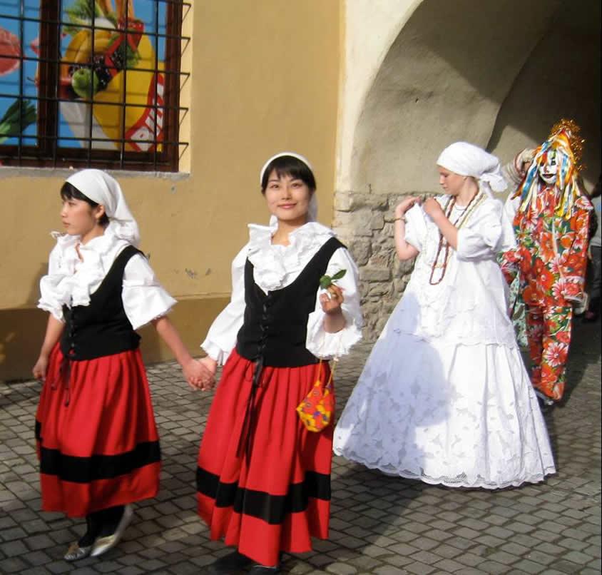 usa traditional costumes